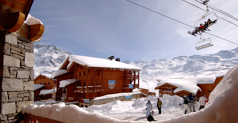 Photo: Val Thorens Tourism - Val Thorens village