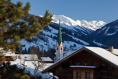 Alpbach church