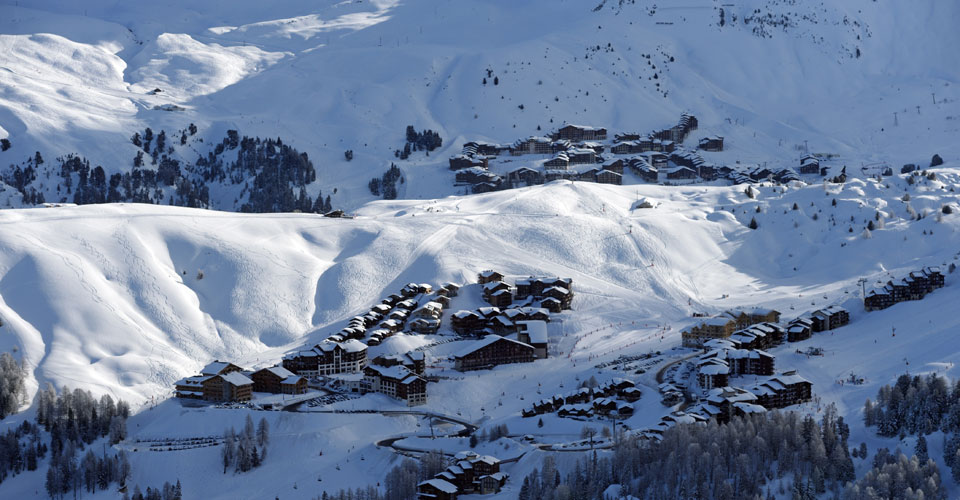 Photo: La Plagne Tourisme - villages