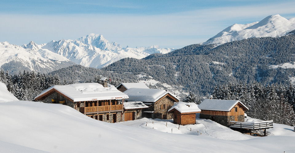 Photo: Meribel Tourisme - Meribel chalets