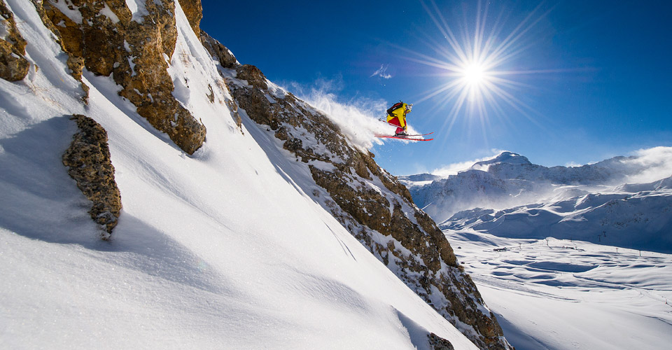 Photo: Andy Parant - Tignes slopes