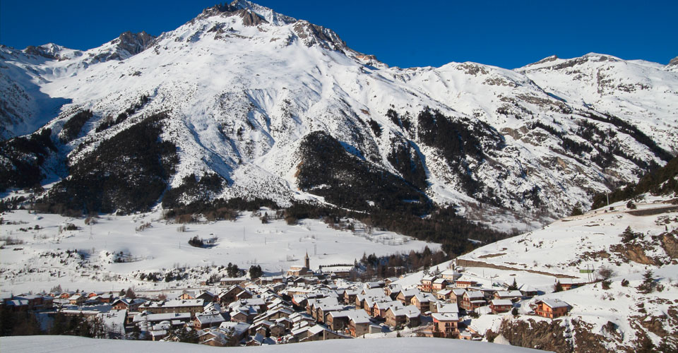 Photo: F Rouve - Val Cenis